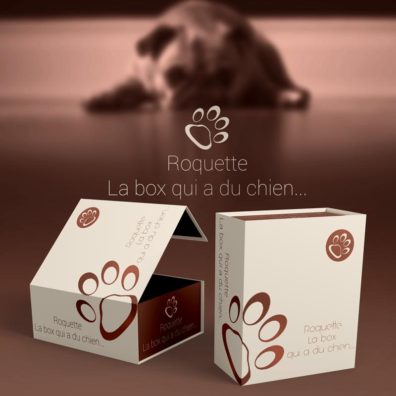 Boite box mensuelle pour chien
